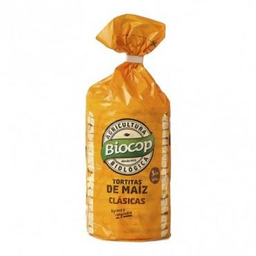 Tortitas de Maiz. Biocop