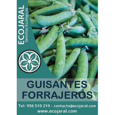 Semillas Guisantes Forrajeros