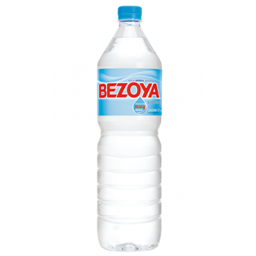 Agua Bezoya 1l