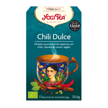 Yogi Tea- Chili Dulce