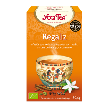 Yogi Tea- Regaliz