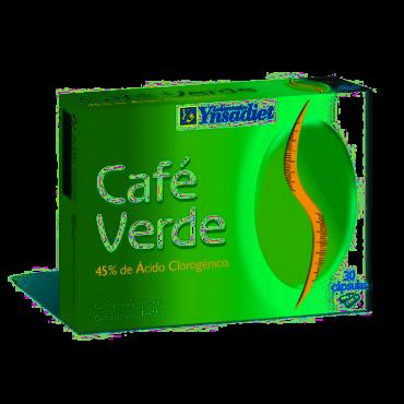 Café verde sin cafeína 30...