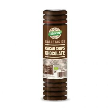 Galletas de Cacao Chips...