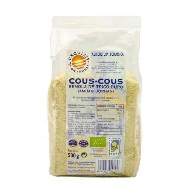 Cous-cous Ecológico 500g