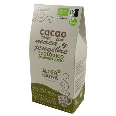 Cacao con Maca y Jenjibre 125g