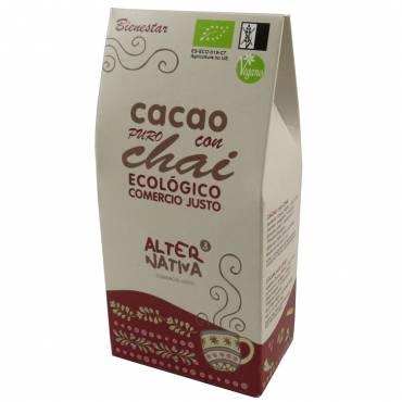 Cacao puro con Chai...