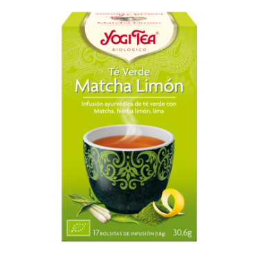 Yogi Tea - Té Verde Matcha...