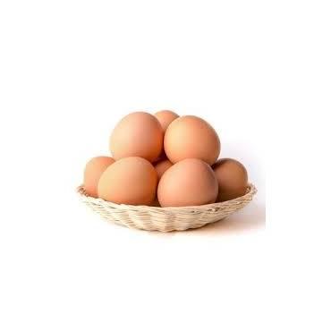Huevos ecológicos - 1/2 docena