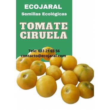 Semillas de Tomate Ciruela