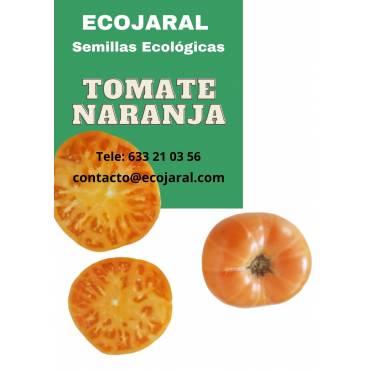 Semillas de Tomate Naranja...