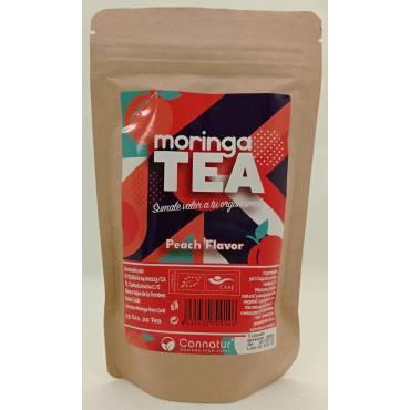 Moringa Bio Tea Melocotón 25g.