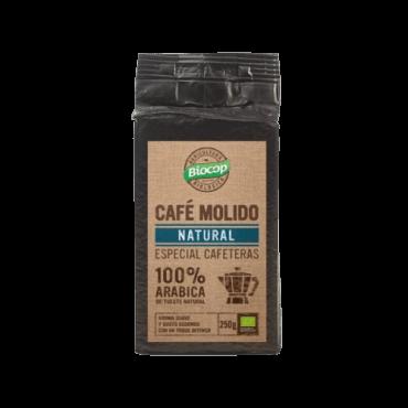 Café molido 100% Arábica...