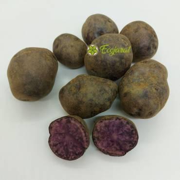 Patata Violeta Ecológica -...