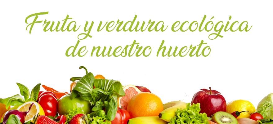 Verdura y fruta ecológica online