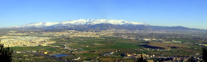 Vega de Granada - EcoJaral